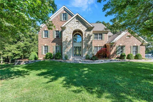 4015 Radcliffe Place Court, Wildwood, MO 63025 (#20058473) :: The Becky O'Neill Power Home Selling Team