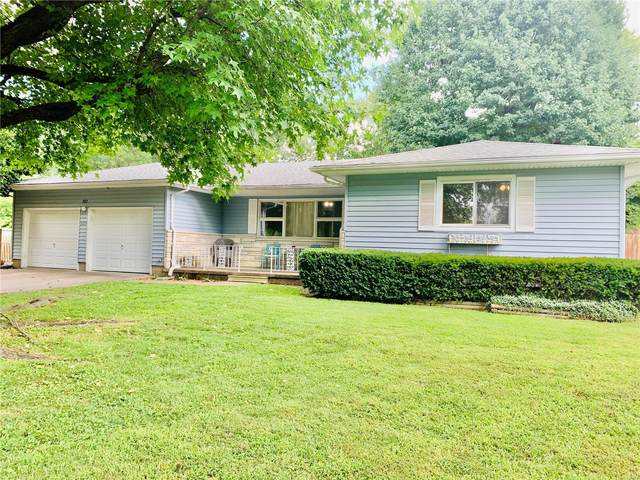 3200 W Hawthorne Court, MARION, IL 62959 (#20058513) :: The Becky O'Neill Power Home Selling Team