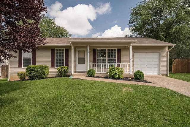 1325 Great Warrior, O'Fallon, MO 63366 (#20058537) :: St. Louis Finest Homes Realty Group