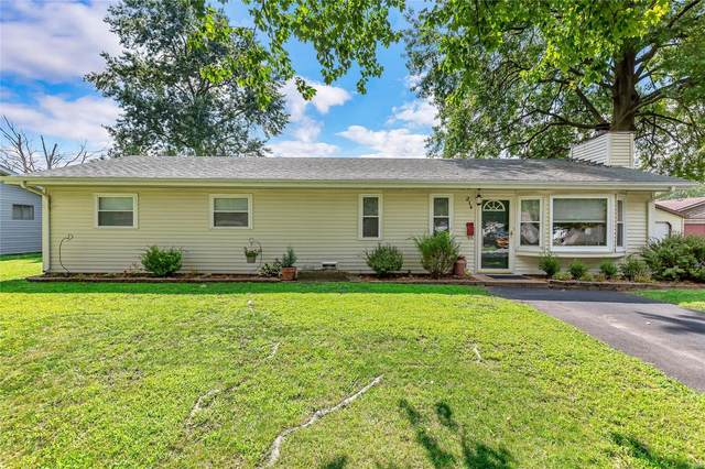 214 Miskell Boulevard, Cahokia, IL 62206 (#20058564) :: The Becky O'Neill Power Home Selling Team
