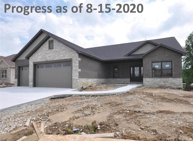 208 Smola Woods, Glen Carbon, IL 62034 (#20058568) :: Century 21 Advantage