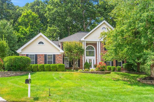 16747 Highland Summit Drive, Wildwood, MO 63011 (#20058692) :: Kelly Hager Group | TdD Premier Real Estate