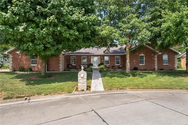 400 Meadowlark Lane, Belleville, IL 62220 (#20058778) :: Parson Realty Group