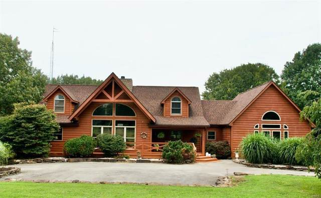 2653 Wolf Creek Road, CARBONDALE, IL 62902 (#20058818) :: Clarity Street Realty