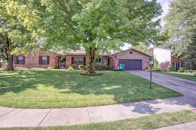103 E Brittany Lane, O'Fallon, IL 62269 (#20058819) :: The Becky O'Neill Power Home Selling Team