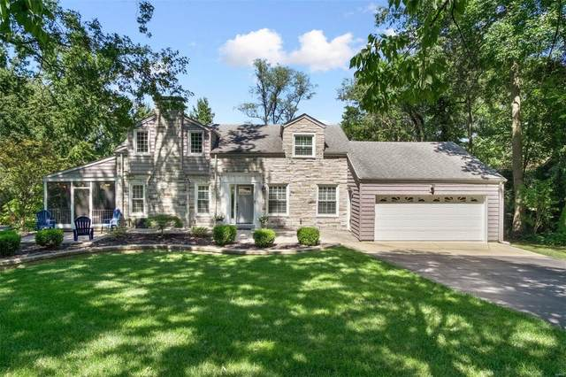 4 Chaminade Drive, Creve Coeur, MO 63141 (#20058822) :: Kelly Hager Group | TdD Premier Real Estate