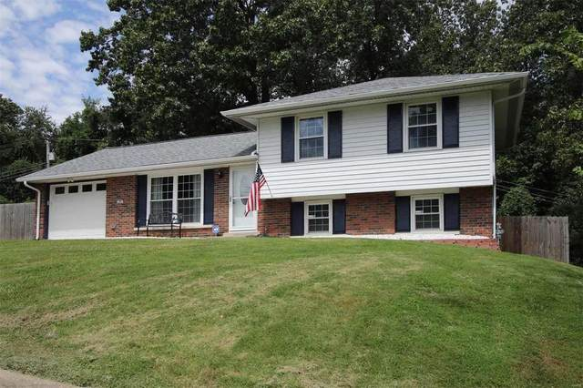 300 Admiral Drive, Godfrey, IL 62035 (#20058830) :: The Becky O'Neill Power Home Selling Team