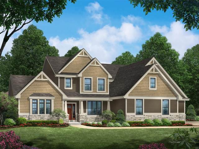 0 The Turnberry- Bur Oaks, Chesterfield, MO 63005 (#20058843) :: Parson Realty Group