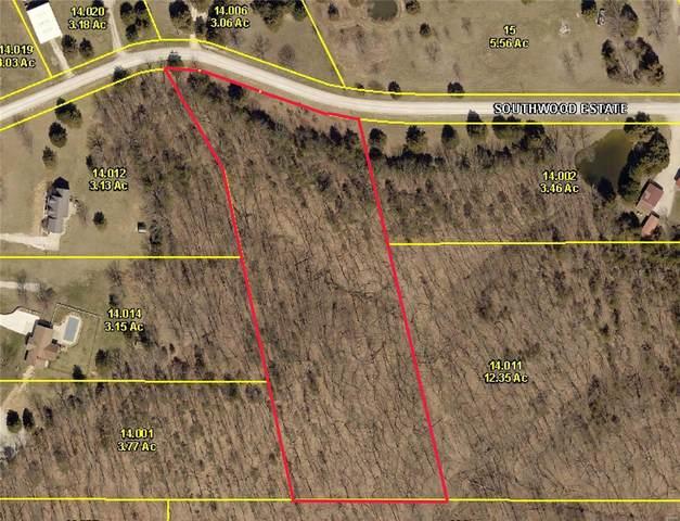 0 Southwood Estates, Warrenton, MO 63383 (#20058873) :: The Becky O'Neill Power Home Selling Team
