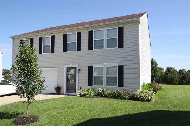 101 River Laurel Drive, Belleville, IL 62220 (#20058899) :: Parson Realty Group