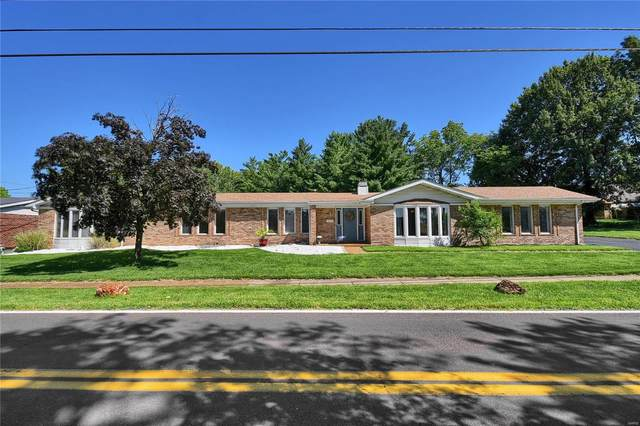 3313 Ringer Road, St Louis, MO 63125 (#20058932) :: The Becky O'Neill Power Home Selling Team