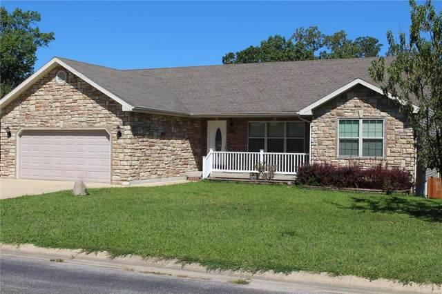 112 La Vista Drive, Waynesville, MO 65583 (#20059034) :: Clarity Street Realty