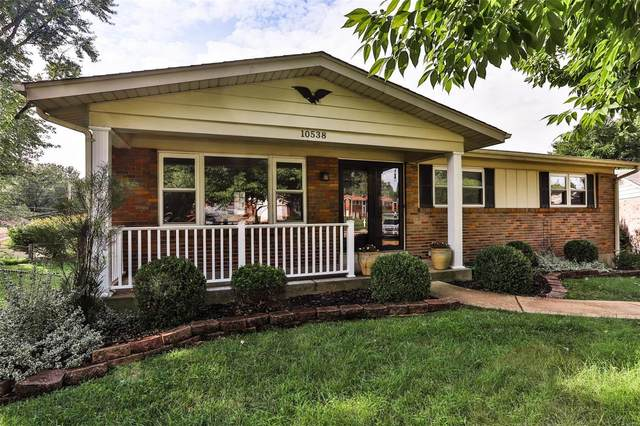 10538 Copperfield, St Louis, MO 63123 (#20059037) :: The Becky O'Neill Power Home Selling Team