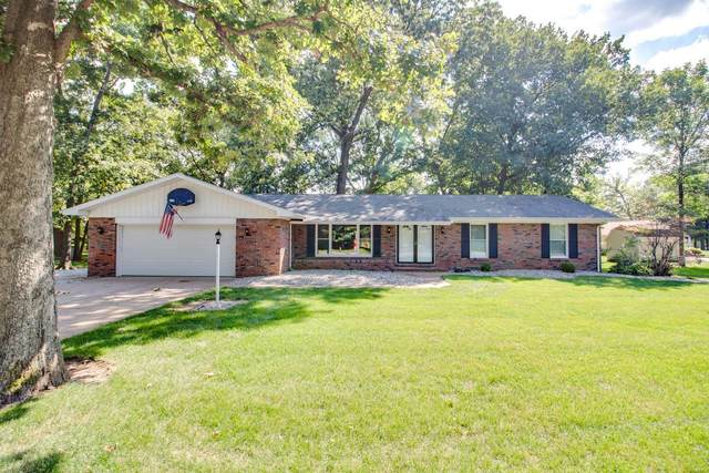 6338 Oak Drive, Moro, IL 62067 (#20059044) :: The Becky O'Neill Power Home Selling Team