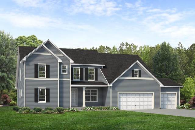 0 The Larkspur- Inverness, Dardenne Prairie, MO 63368 (#20059122) :: Parson Realty Group