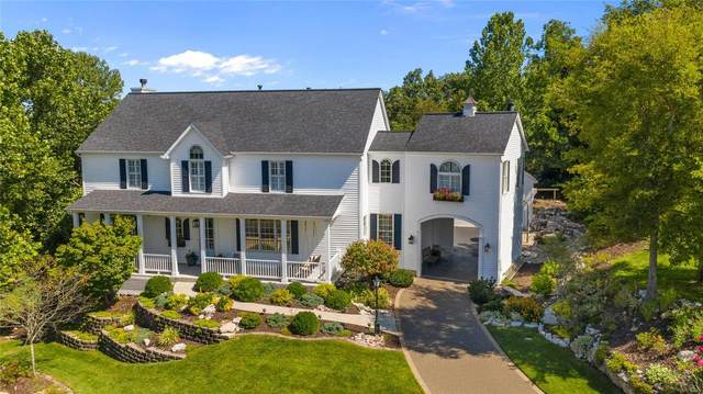 5900 Oakville Woods Place, St Louis, MO 63129 (#20059139) :: Clarity Street Realty