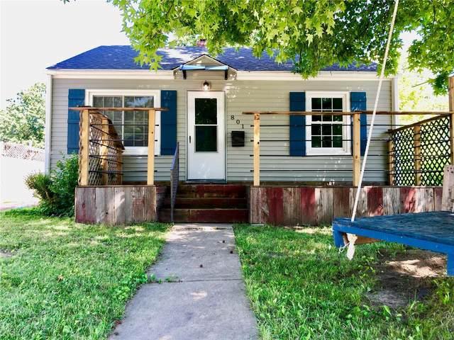 801 Herbert Street, Alton, IL 62002 (#20059164) :: Parson Realty Group