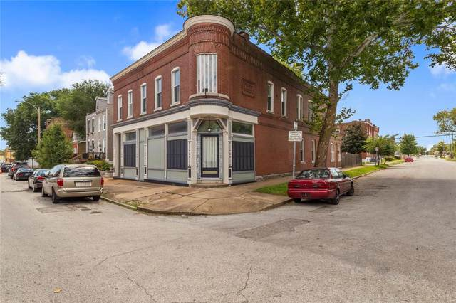 2826 Magnolia Avenue, St Louis, MO 63118 (#20059186) :: The Becky O'Neill Power Home Selling Team