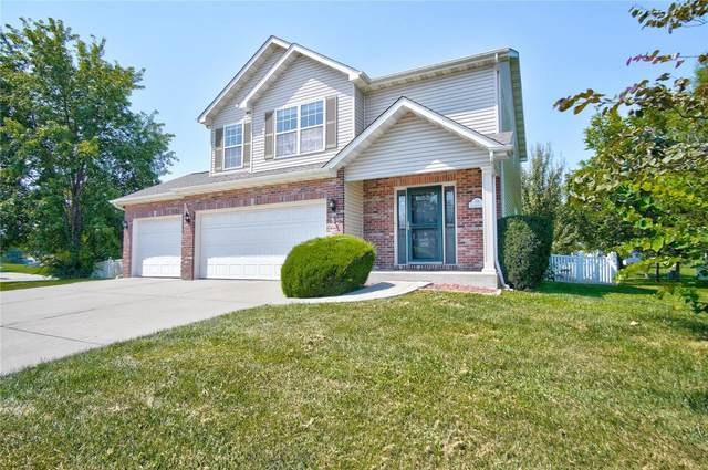 706 Moorland Circle, Mascoutah, IL 62258 (#20059191) :: Parson Realty Group