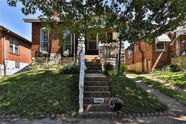 5948 Wanda Avenue, St Louis, MO 63116 (#20059208) :: Kelly Hager Group | TdD Premier Real Estate