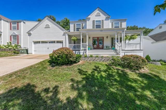 1316 Red Oak Plantation, Ballwin, MO 63021 (#20059225) :: The Becky O'Neill Power Home Selling Team