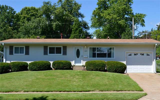 1385 Night Drive, Florissant, MO 63031 (#20059234) :: The Becky O'Neill Power Home Selling Team