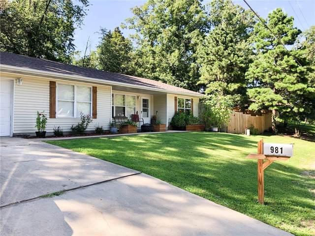 981 Oak Street, Saint Clair, MO 63077 (#20059246) :: Parson Realty Group