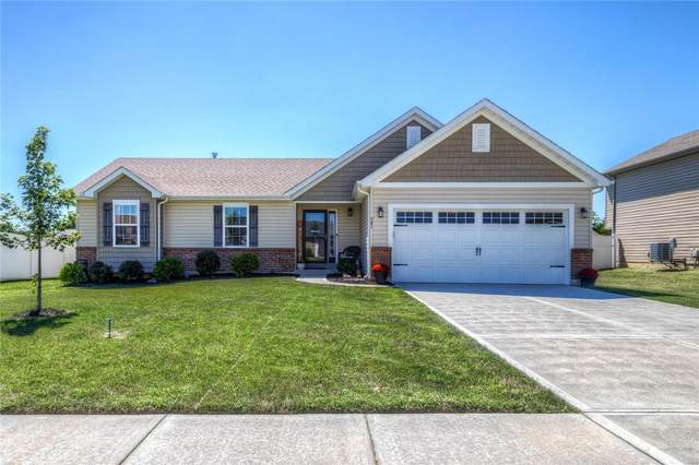 341 Turkey Roost Lane, Troy, MO 63379 (#20059258) :: The Becky O'Neill Power Home Selling Team