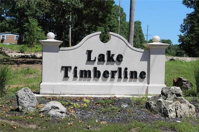 1872 County Drive, Bonne Terre, MO 63628 (#20059318) :: Jenna Davis Homes LLC