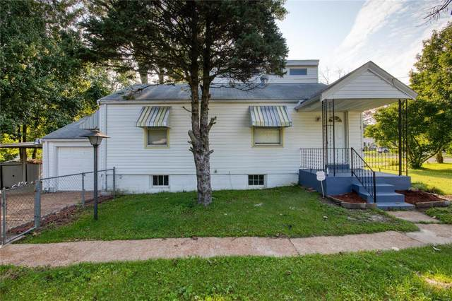 10327 Driver Avenue, St Louis, MO 63114 (#20059356) :: Parson Realty Group