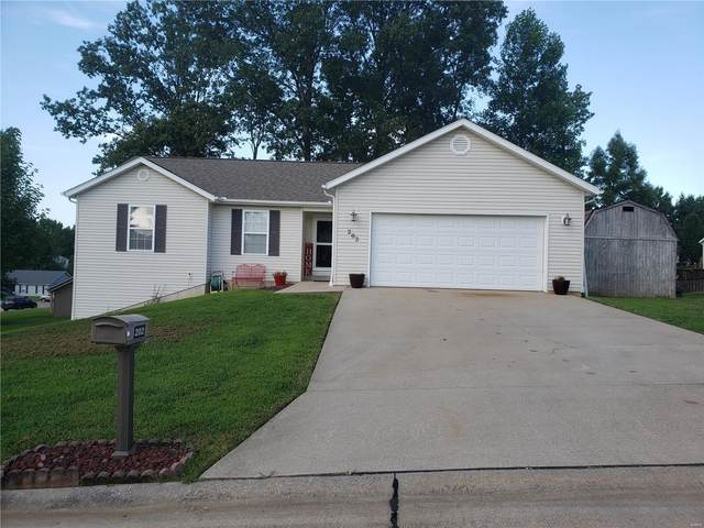 202 Brookside Drive, Cape Girardeau, MO 63701 (#20059367) :: Walker Real Estate Team