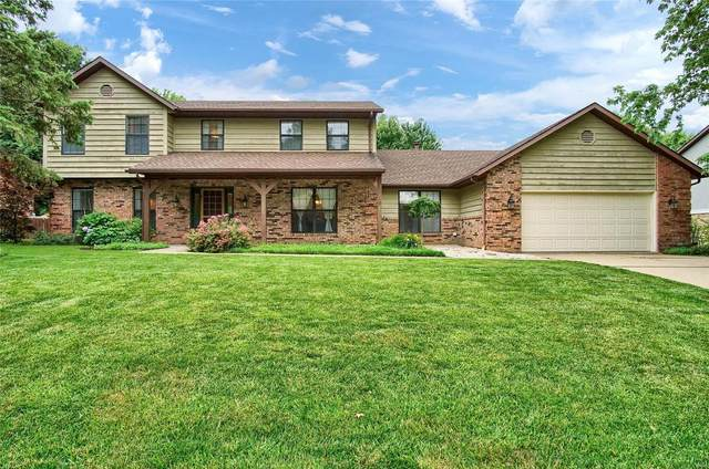 1009 Ramblewood Drive, O'Fallon, IL 62269 (#20059400) :: The Becky O'Neill Power Home Selling Team