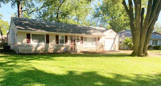 13 Elwood Court, Florissant, MO 63031 (#20059440) :: The Becky O'Neill Power Home Selling Team