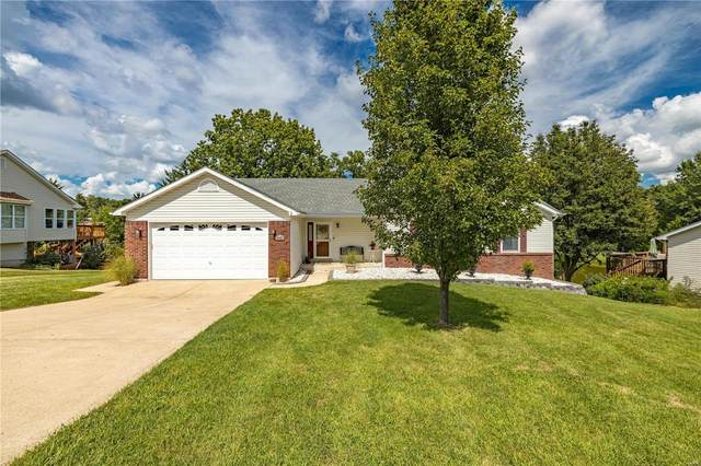10421 Ponderosa #2421, Foristell, MO 63348 (#20059446) :: Kelly Hager Group | TdD Premier Real Estate
