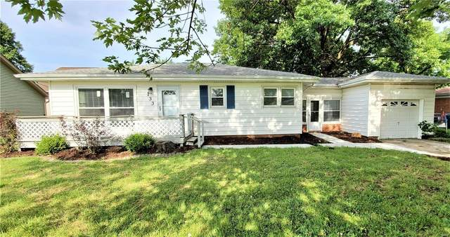 133 Bonita Street, Wood River, IL 62095 (#20059471) :: The Becky O'Neill Power Home Selling Team