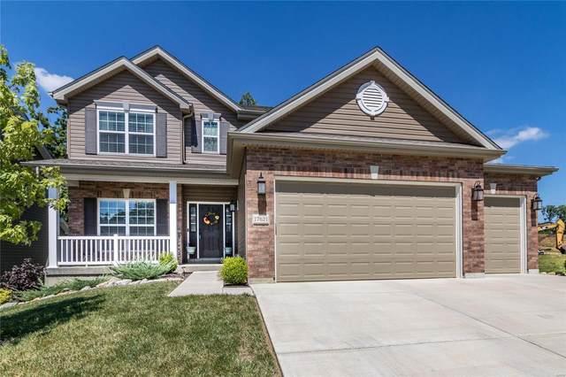17621 Rockwood Arbor Drive, Eureka, MO 63025 (#20059486) :: The Becky O'Neill Power Home Selling Team