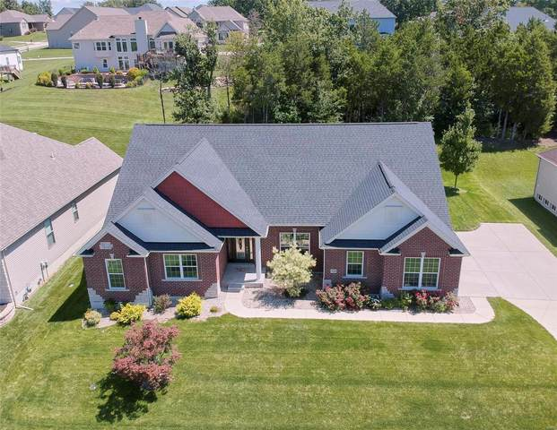 1116 Ironhorse Court, Wentzville, MO 63385 (#20059519) :: Parson Realty Group