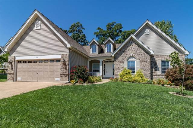 5167 Romaine Spring Drive, Fenton, MO 63026 (#20059549) :: The Becky O'Neill Power Home Selling Team