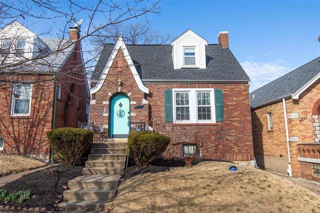 4043 Miami Street, St Louis, MO 63116 (#20059554) :: The Becky O'Neill Power Home Selling Team