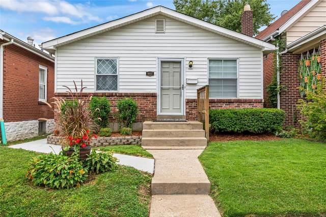 6012 Odell, St Louis, MO 63139 (#20059586) :: The Becky O'Neill Power Home Selling Team
