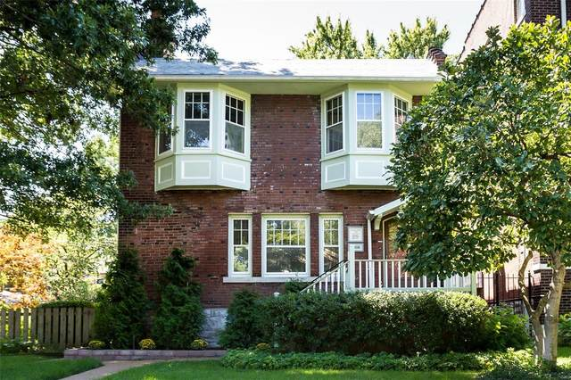 6008 Mcpherson Avenue, St Louis, MO 63112 (#20059598) :: The Becky O'Neill Power Home Selling Team