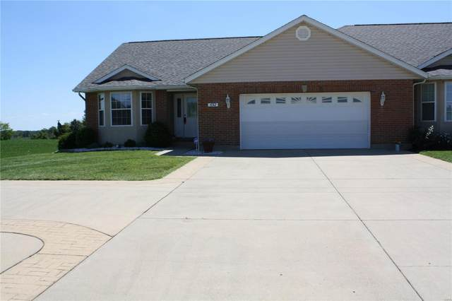 652 Hamacher, Waterloo, IL 62298 (#20059643) :: The Becky O'Neill Power Home Selling Team