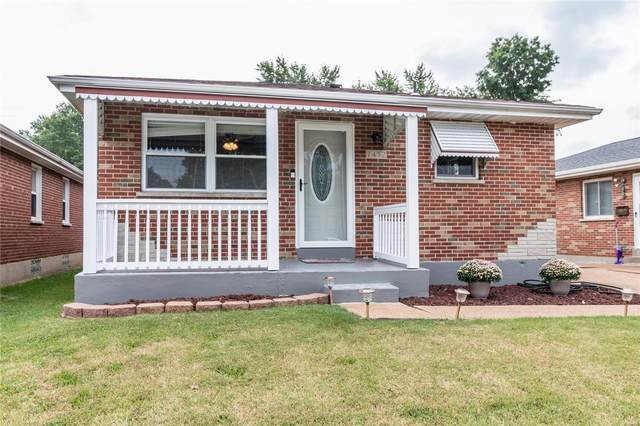 7452 Morganford Road, St Louis, MO 63116 (#20059658) :: Clarity Street Realty