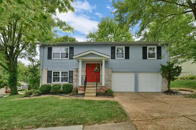 4719 Medalton Way, St Louis, MO 63128 (#20059667) :: The Becky O'Neill Power Home Selling Team