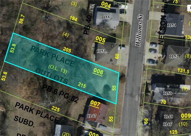 0 Williams, Collinsville, IL 62234 (#20059705) :: Clarity Street Realty