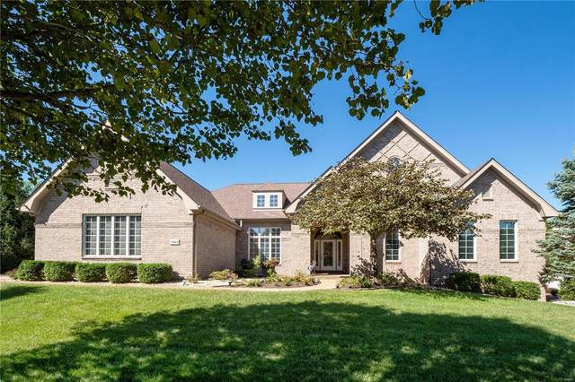 2743 Wynncrest Manor Drive, Wildwood, MO 63005 (#20059746) :: Parson Realty Group