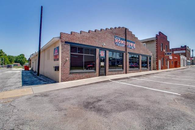 309 N State Street, Jerseyville, IL 62052 (#20059781) :: Tarrant & Harman Real Estate and Auction Co.