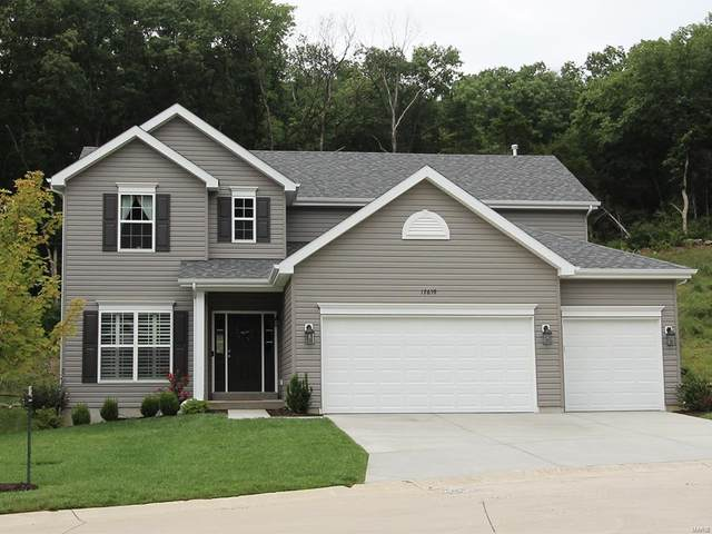 516 Horseshoe Bend Drive, Wentzville, MO 63385 (#20059829) :: The Becky O'Neill Power Home Selling Team