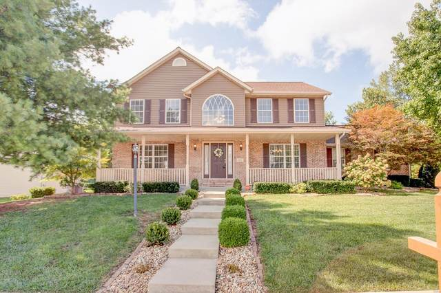 323 Fairwood Hills Road, O'Fallon, IL 62269 (#20059906) :: The Becky O'Neill Power Home Selling Team
