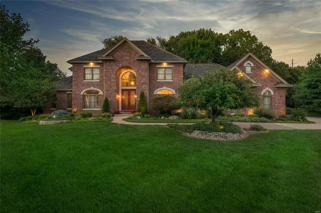 20 Warwick Park Lane, Edwardsville, IL 62025 (#20059929) :: The Becky O'Neill Power Home Selling Team